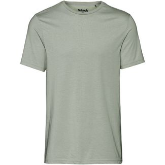 SCHECK T-Shirt Herren grau