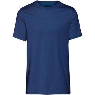 SCHECK T-Shirt Herren royal blau