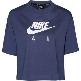 Nike Air T-Shirt Damen sanded purple