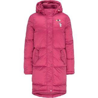 MYMO Kurzmantel Damen rosa