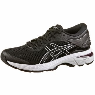 ASICS Gel-Kayano 25 Laufschuhe Damen black-glacier-grey