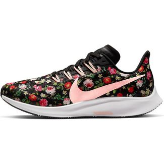 Nike Pegasus Laufschuhe Kinder black-pink-tint-pale-ivory-white