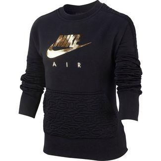 huge selection of f735e 9c0d8 Pullover & Sweats für Kinder von Nike in schwarz im Online ...