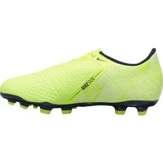Nike JR PHANTOM VENOM ACADEMY FG Fußballschuhe Kinder volt-obsidian-volt-barely volt