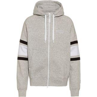 Trainingsjacken für Herren in grau im Online Shop von