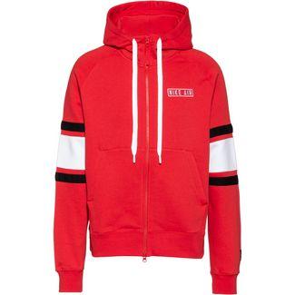 Nike NSW Air Sweatjacke Herren university red-white-black