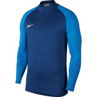 Nike Strike Funktionsshirt Herren coastal blue-lt photo blue-coastal blue-white