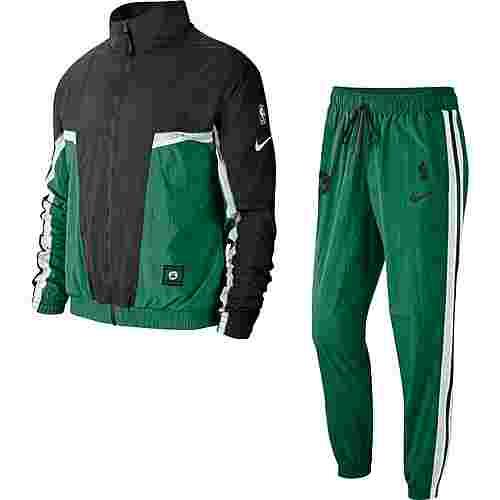 Nike Boston Celtics Trainingsanzug Herren clover-black-white