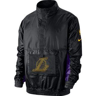 Nike Los Angeles Lakers Windbreaker Herren black-black-field purple
