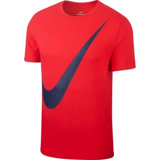 Nike NSW SWOOSH 1 T-Shirt Herren university red-obsidian