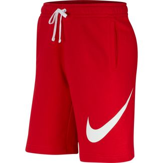 Nike NSW CLUB Shorts Herren university red-white-white