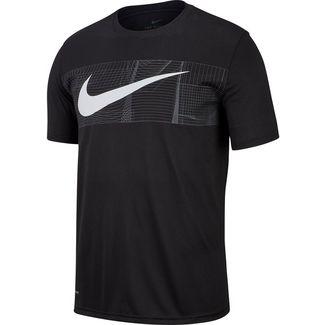 Nike Dry SWH FILL SSNL Funktionsshirt Herren black