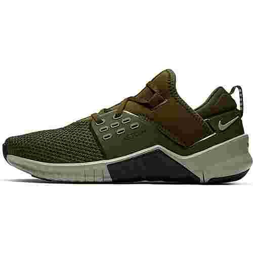 Nike Free Metcon 2 Fitnessschuhe Herren legion green-oil grey-jade horizon-imperial blue