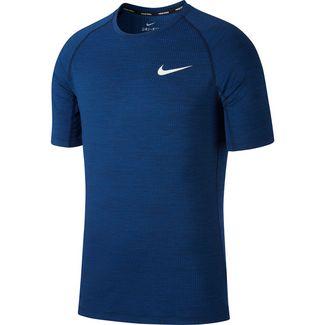 Nike PRO FTTD NOVELTY 1 Funktionsshirt Herren obsidian-game royal-black
