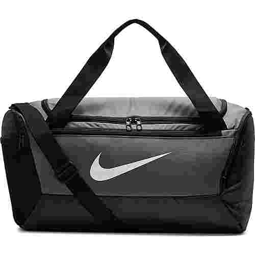 Nike Brasilia S Sporttasche Herren flint grey-black-white
