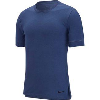 Funktionsshirts » Laufen von Nike in blau im Online Shop von
