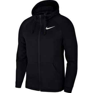 Nike FZ GZ Funktionsjacke Herren black-white