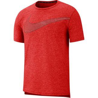 Nike Breathe Hyper Dry Funktionsshirt Herren university red-htr-night maroon