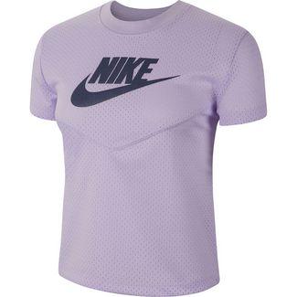 Nike Funktionsshirt Damen lavender mist-white