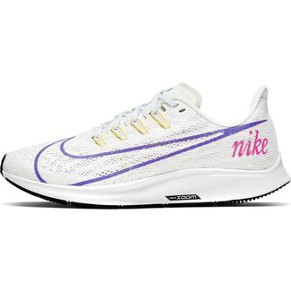 Nike Air Zoom Pegasus 36 JDI Laufschuhe Damen white-psychic purple-summit white