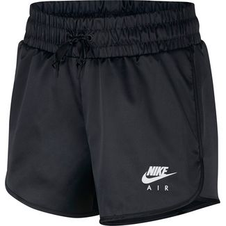 Nike Satin Shorts Damen black