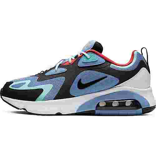Nike Air Max 200 Sneaker Herren royal pulse-oil grey-light aqua
