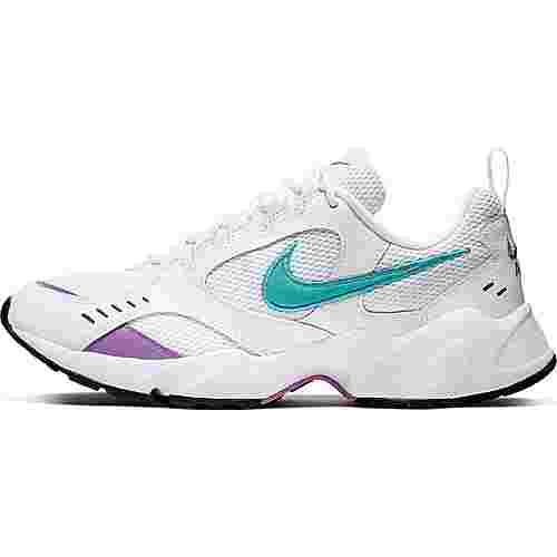 Nike Air Heights Sneaker Herren white-teal nebula-bright violet