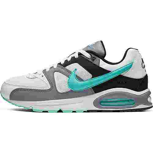 Nike Air Max Command Sneaker Herren white-aurora green-cool grey-black