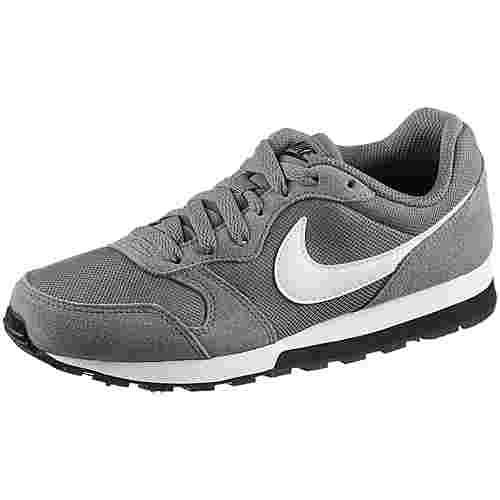 Nike MD Runner Sneaker Kinder cool-grey-white-black