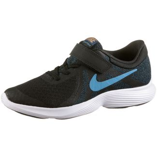 Nike Revolution Fitnessschuhe Kinder off-noir-lt-current-blue-blue-force
