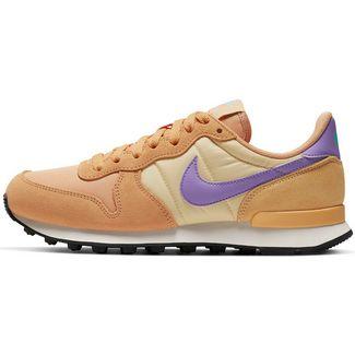Nike INTERNATIONALIST Sneaker Damen copper moon-atomic violet-celestial gold