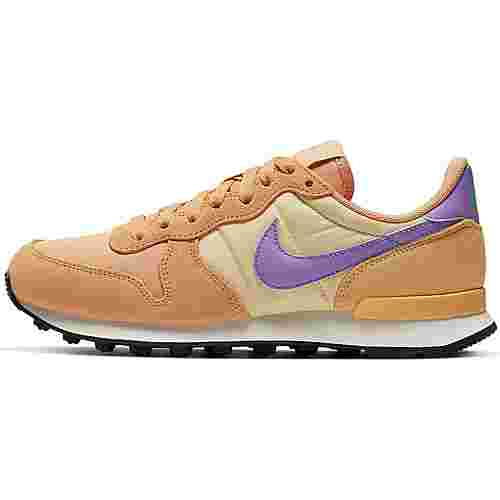 Nike INTERNATIONALIST Sneaker Damen copper moon-atomic violet-celestial gold