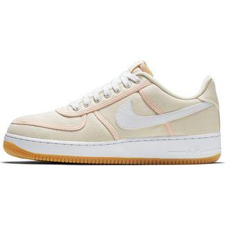 Nike Air Force 1 ´07 Premium Sneaker Damen light cream-white-crimson tint