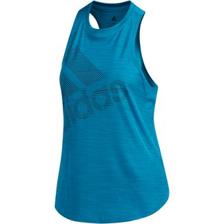 adidas Badge of Sport Funktionstank Damen active teal