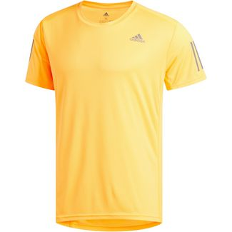 adidas OWN THE RUN Laufshirt Herren flash-orange