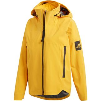 adidas My Shelter Funktionsjacke Damen active gold
