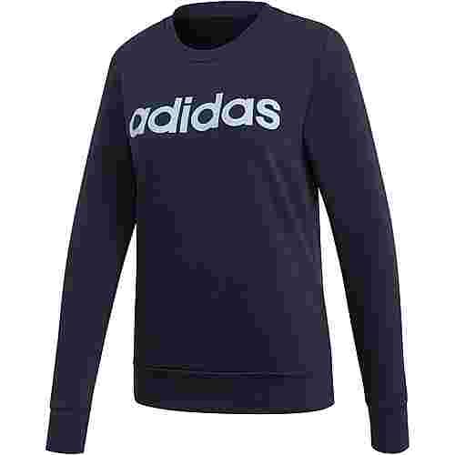 adidas ESSENTIALS LINEAR Sweatshirt Damen legend ink
