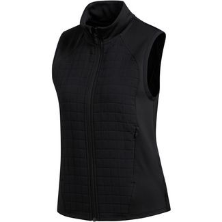 adidas Climawarm Kurzweste Damen black