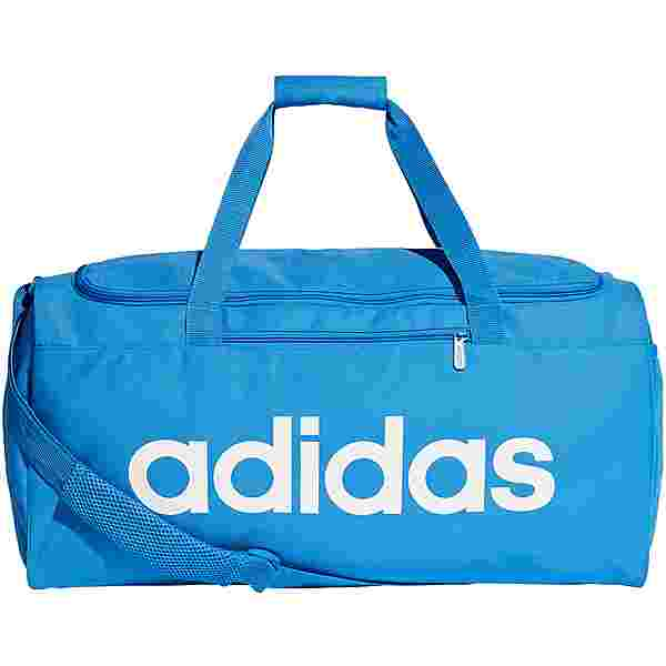 adidas Linear Duffle M Sporttasche Herren true-blue
