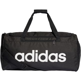 adidas Linear Duffle M Sporttasche Herren black