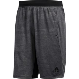 adidas Winter embossed Shorts Herren black
