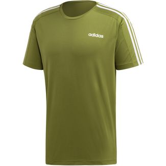 adidas Designed to move Funktionsshirt Herren tech-olive