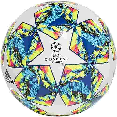 adidas FINALE 19 CPT Fußball white