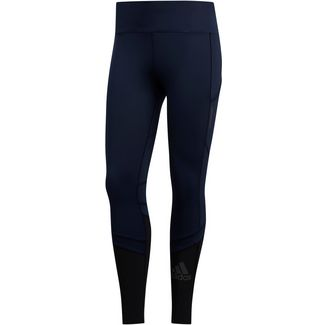 ADIDAS ORIGINALS 3 STREIFEN Leggings Damen Tights Rosa