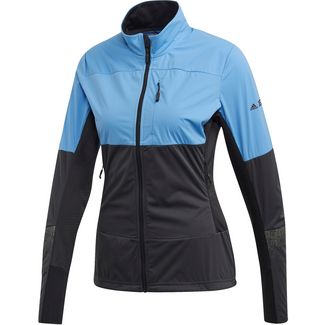 adidas Laufjacke Damen real blue
