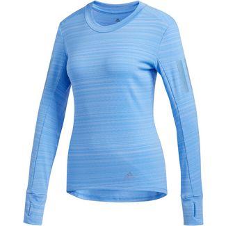 adidas Laufshirt Damen real blue