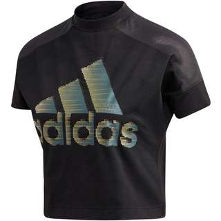 adidas ID Croptop Damen black