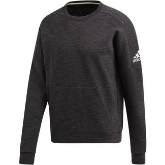 adidas ID Stadium Sweatshirt Herren black-grey six
