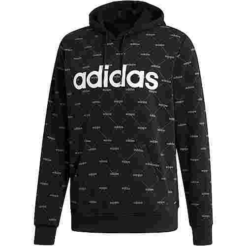 adidas Core Hoodie Herren black-grey five