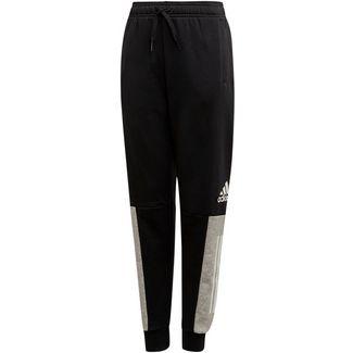 adidas Sweathose Kinder black-medium grey heather